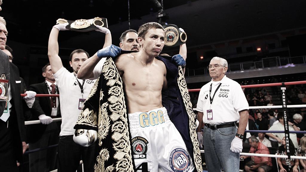 Boxeadores tapados (I): Gennady Golovkin, el hombre al que nadie quiere enfrentarse