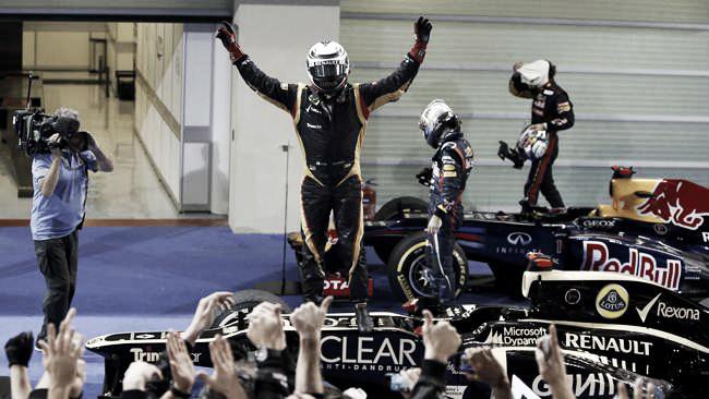 La victoria que el mundial le debía a Kimi Raikkonen