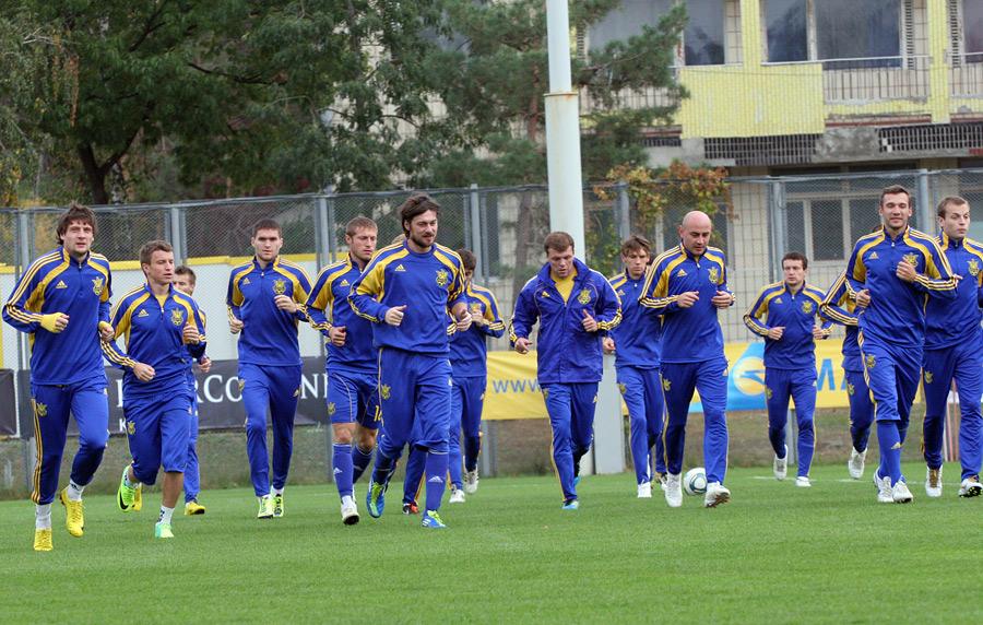 Los 26 anfitriones de Ucrania