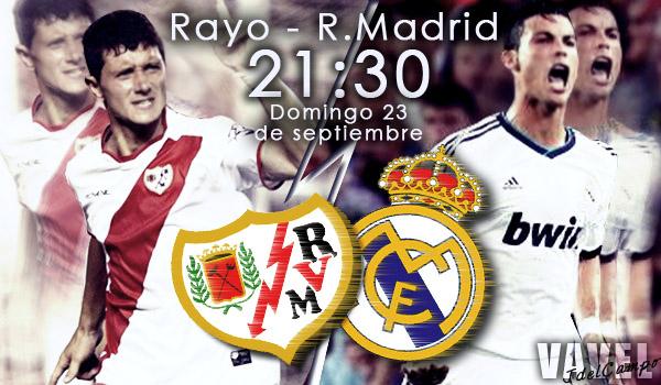 """Rayo Vallecano – Real Madrid: Vallecas desea ver de nuevo al """"matagigantes"""""""