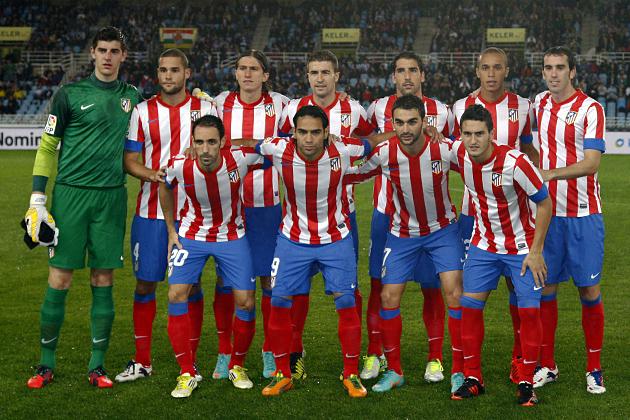 Real Sociedad – Atlético de Madrid. Puntuaciones del Atlético de Madrid, 8ª jornada