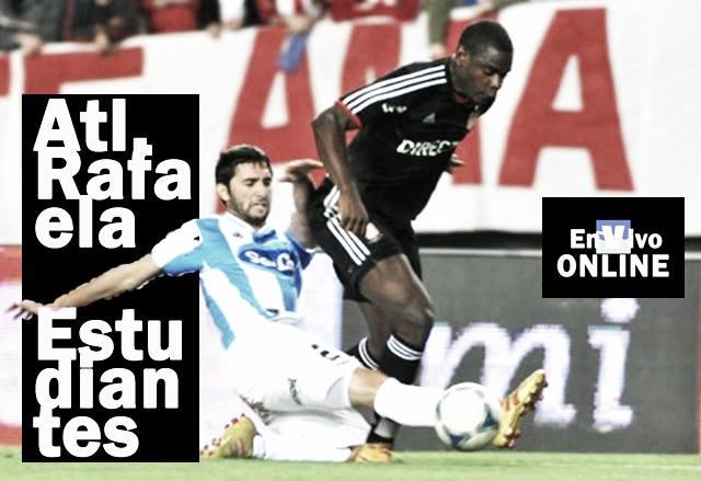 Atlético Rafaela - Estudiantes, así lo vivimos
