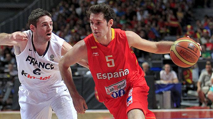 España destroza a Francia al son de Ibaka (81-65)