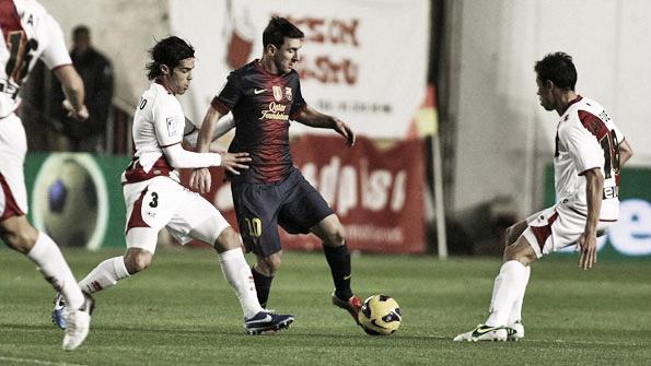 FC Barcelona - Rayo Vallecano: misma apuesta, mismo objetivo