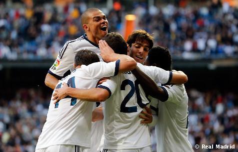 Butragueño, Ramos y Varane hablaron tras el encuentro contra el Celta