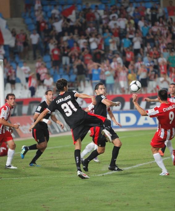 El Real Murcia se despide de la Copa del Rey