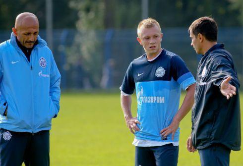 Yanbaev, al Zenit y Ziegler, al Lokomotiv en el último día de mercado
