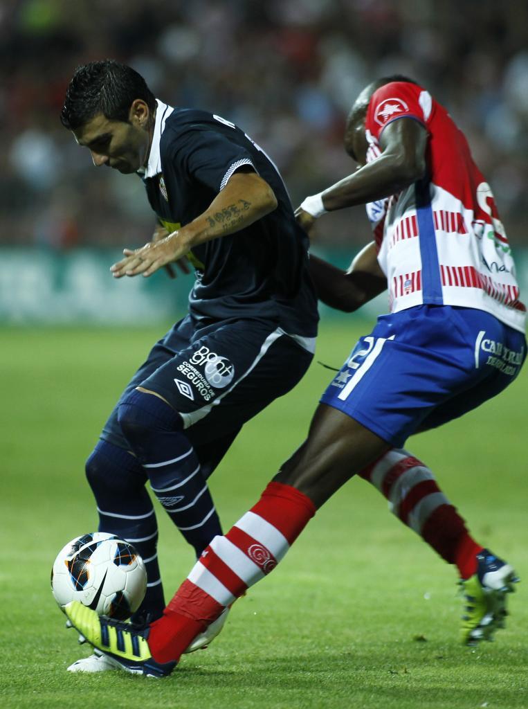 Reyes regresa a la convocatoria del Sevilla para viajar a Vigo