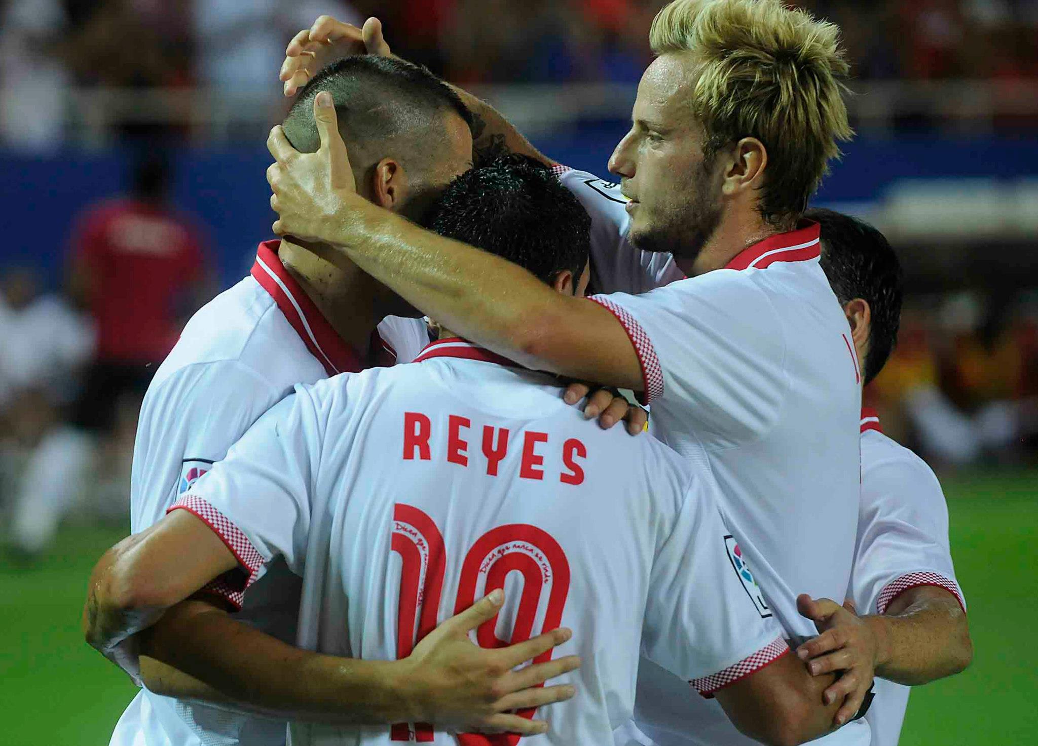 El 93% de nuestros lectores sitúan al Sevilla en Europa a final de temporada