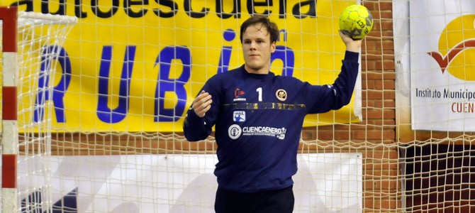 Richard Kappelin abandona el BM Aragón tras dos meses sin cobrar