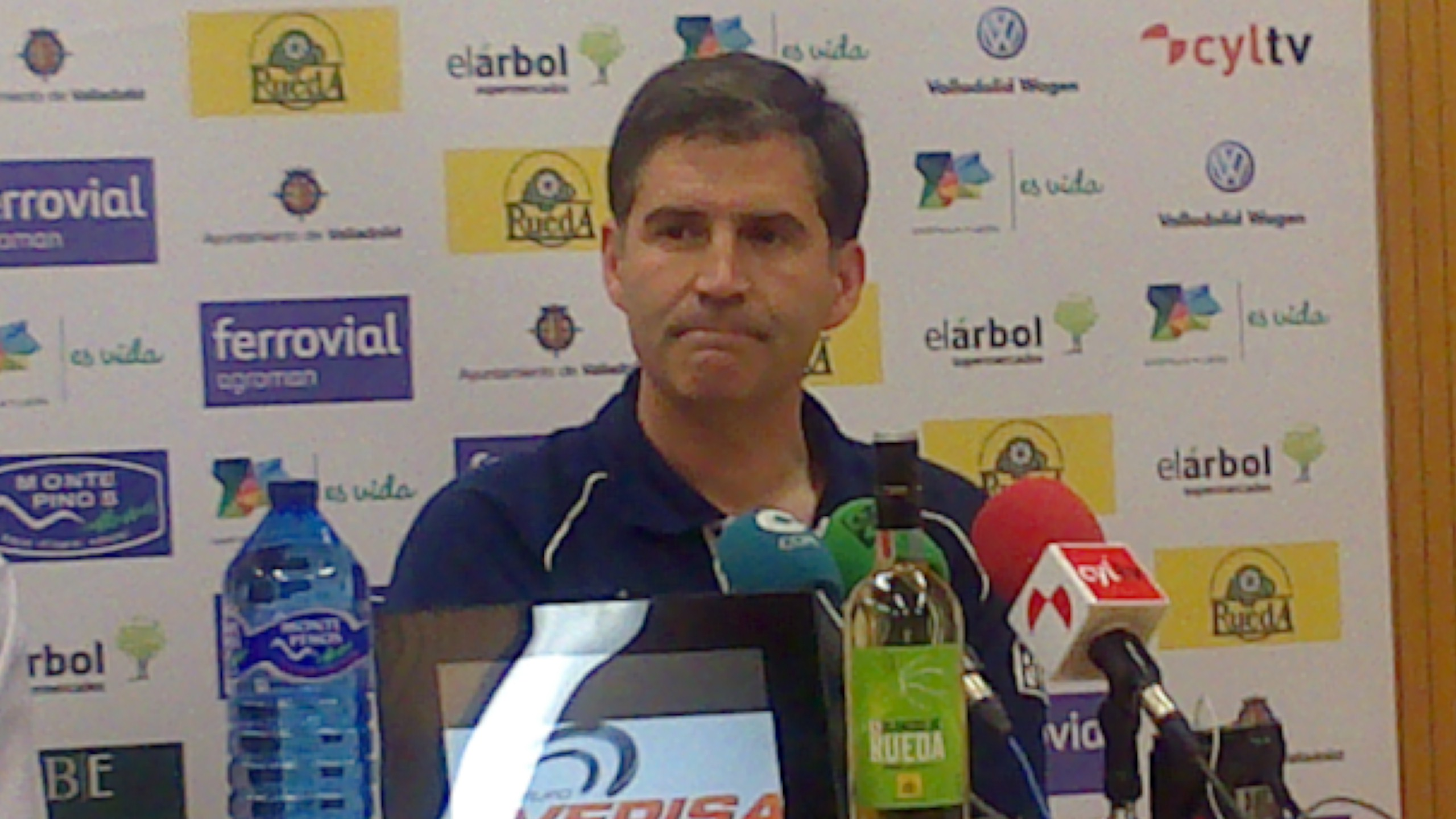 El Blancos de Rueda viaja a Málaga con su plantilla al completo tras una semana polémica