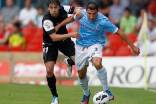"""Roberto Lago: """"Estoy feliz en el Celta"""""""
