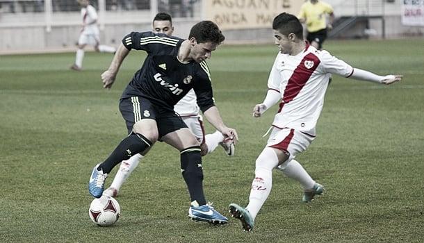 Rubén Ramiro rescata un punto para evitar el descenso
