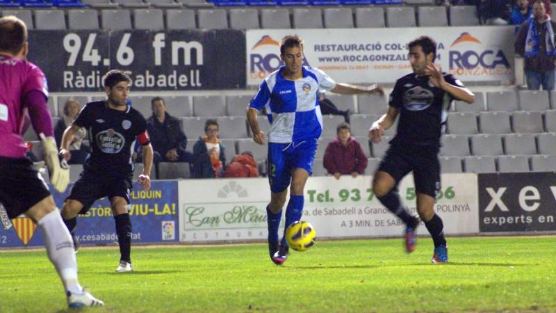 CE Sabadell - CD Lugo: puntuaciones del Sabadell, jornada 19