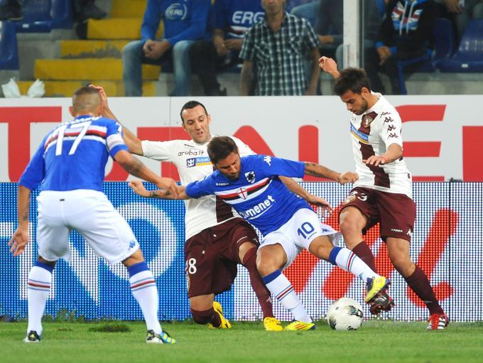 Sampdoria - Torino, así lo vivimos