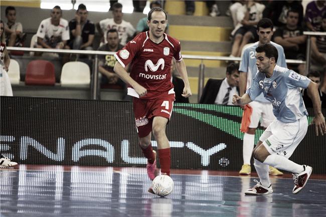 Santiago Futsal - Inter Movistar: en juego, tres puntos vitales