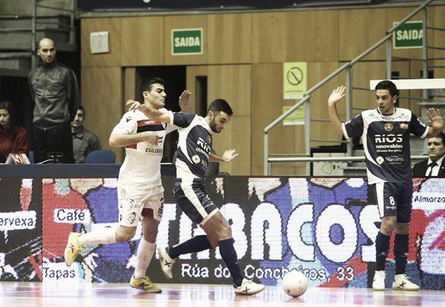Ríos Renovables - Santiago Futsal: arranca la fiesta