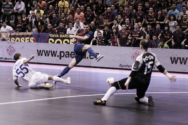 FC Barcelona Alusport - MNK Split: primera cita seria de la temporada