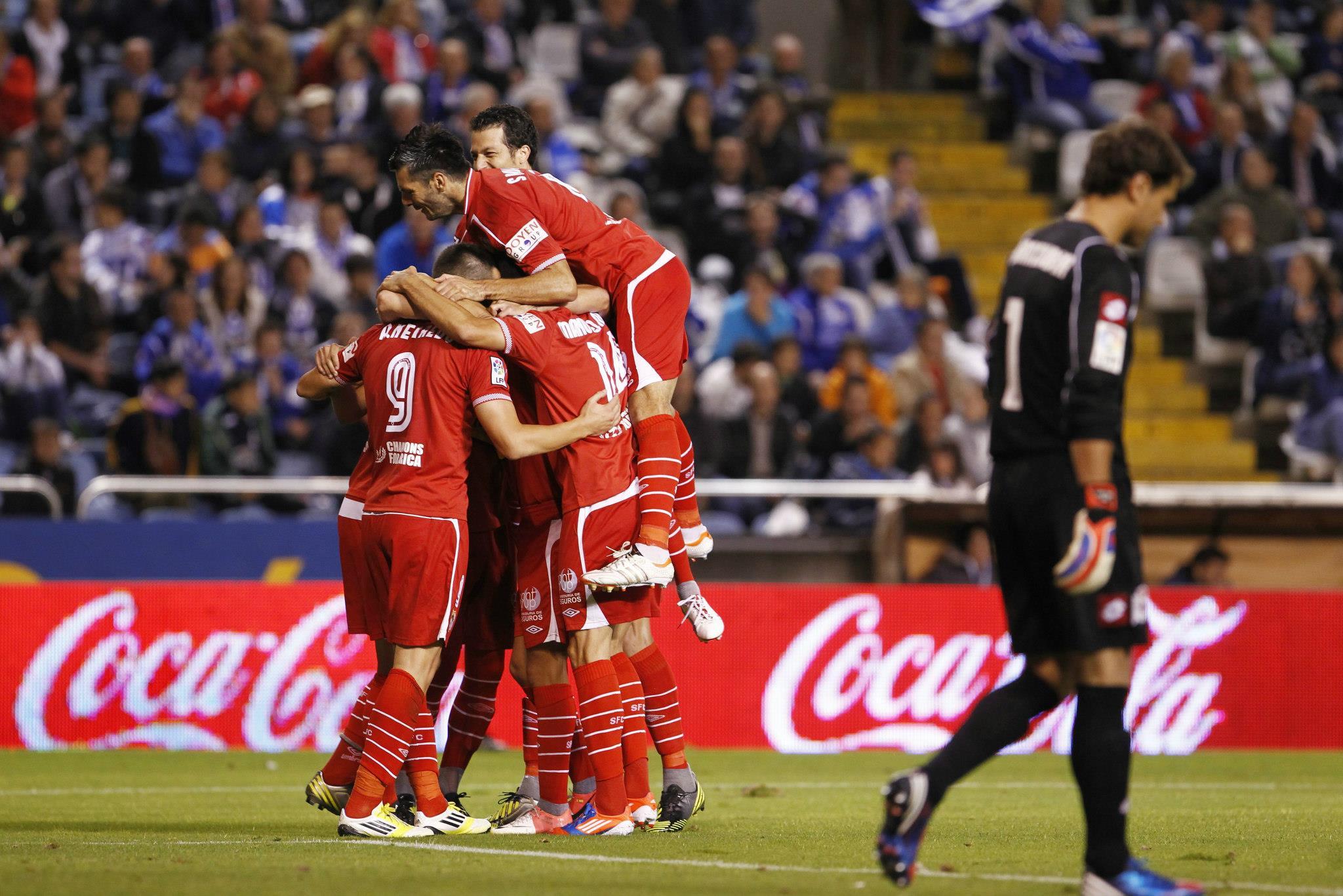 Celta - Sevilla: tres puntos necesarios