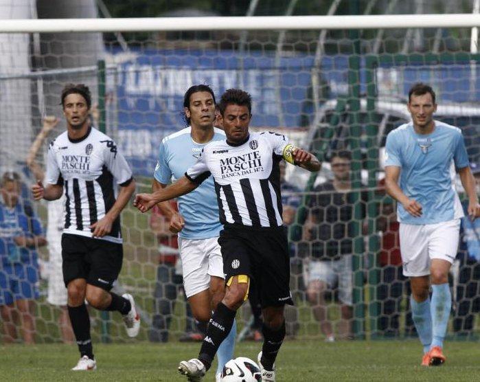 Victoria reconfortante del Siena ante la Lazio