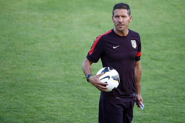 Simeone convoca a 18 jugadores para recibir al Valladolid