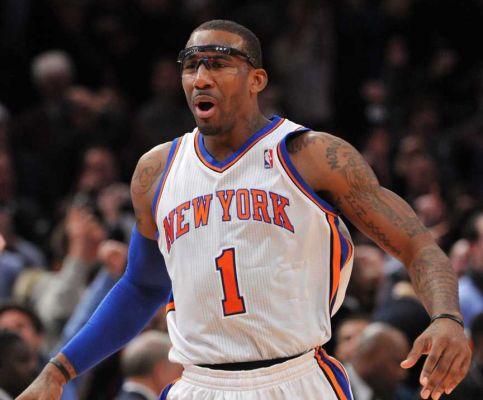 Los Knicks pierden a Stoudemire entre 2 y 3 semanas