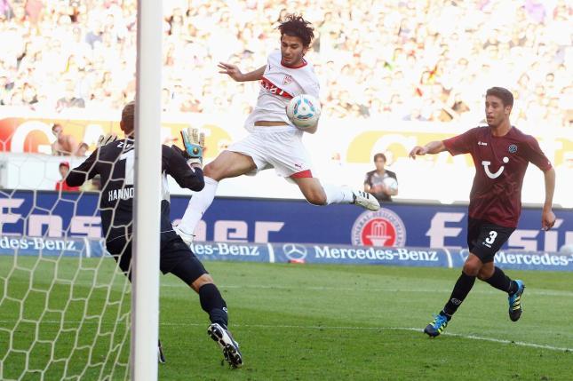 El Stuttgart y el Hannover 96 quieren estar en la Europa League