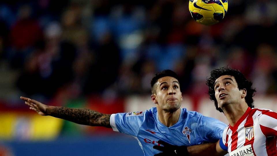 Atlético - Celta: puntuaciones del Celta, jornada 17