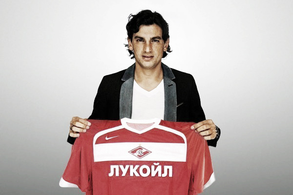 Tino Costa file au Spartak Moscou