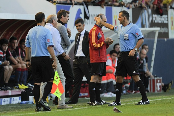 """Vilanova: """"No hemos jugado muy bien, hemos concedido muchas ocasiones al rival"""""""