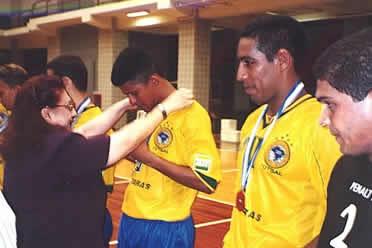 Serial Mundiales de Futsal: Hong Kong 1992, una tempestad llamada Brasil