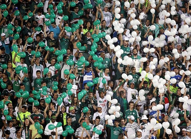 Palmeiras vendeu apenas 1,5 mil ingressos para a estreia na Série B