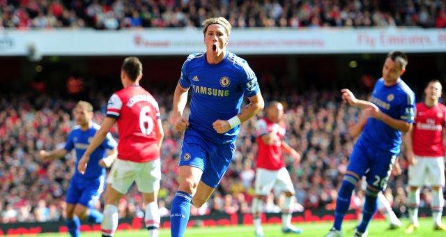 El Arsenal paga muy caros sus errores ante un efectivo Chelsea