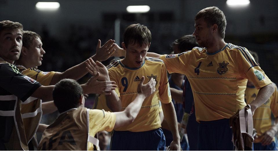 Ucrania saca a Japón del Mundial en veinte minutos