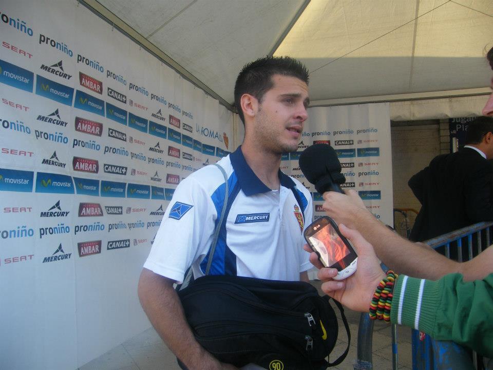 """Víctor Rodríguez: """"Estoy feliz, pero debo seguir trabajando"""""""