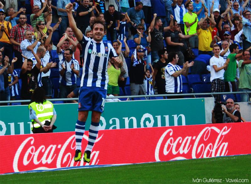El Espanyol se deja empatar en el regreso de Llorente
