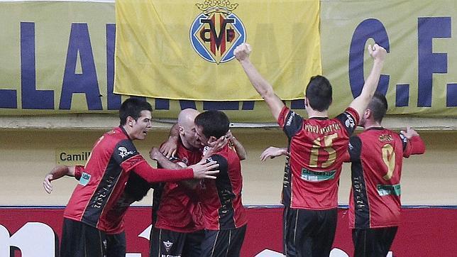 Villarreal-Mirandés, asalto al submarino amarillo