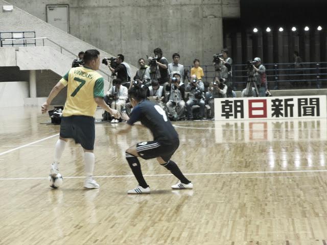 Brasil - Japón: el campeón busca su rutina