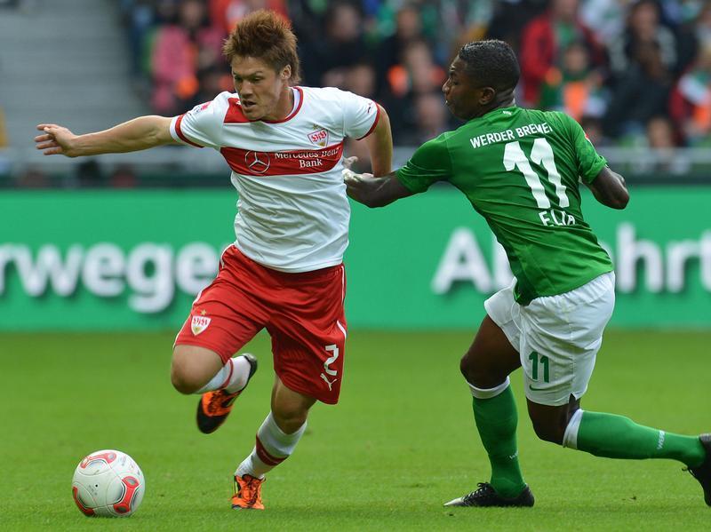 Bremen y Stuttgart: empate y algo más