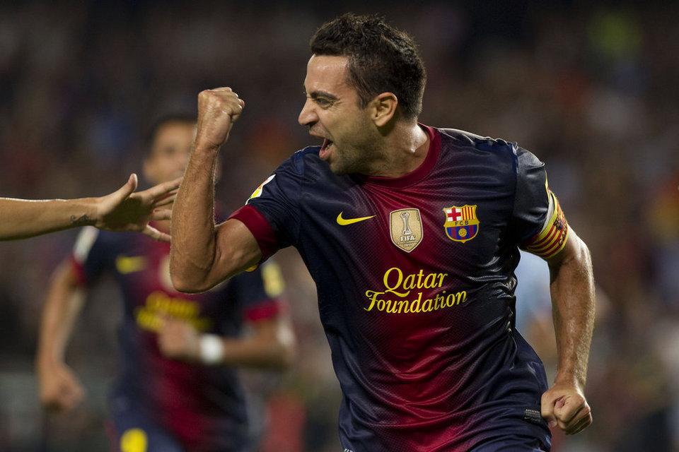 El Barça quiere a Xavi