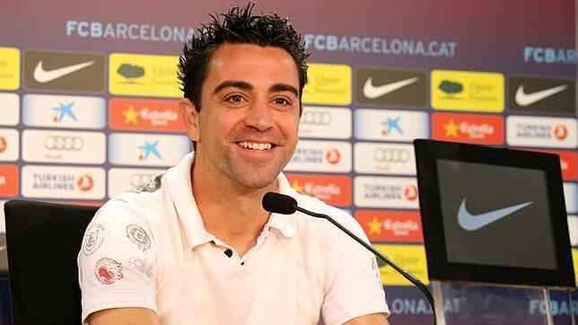 """Xavi: """"Todavía queda mucha Liga pase lo que pase en El Clásico"""""""