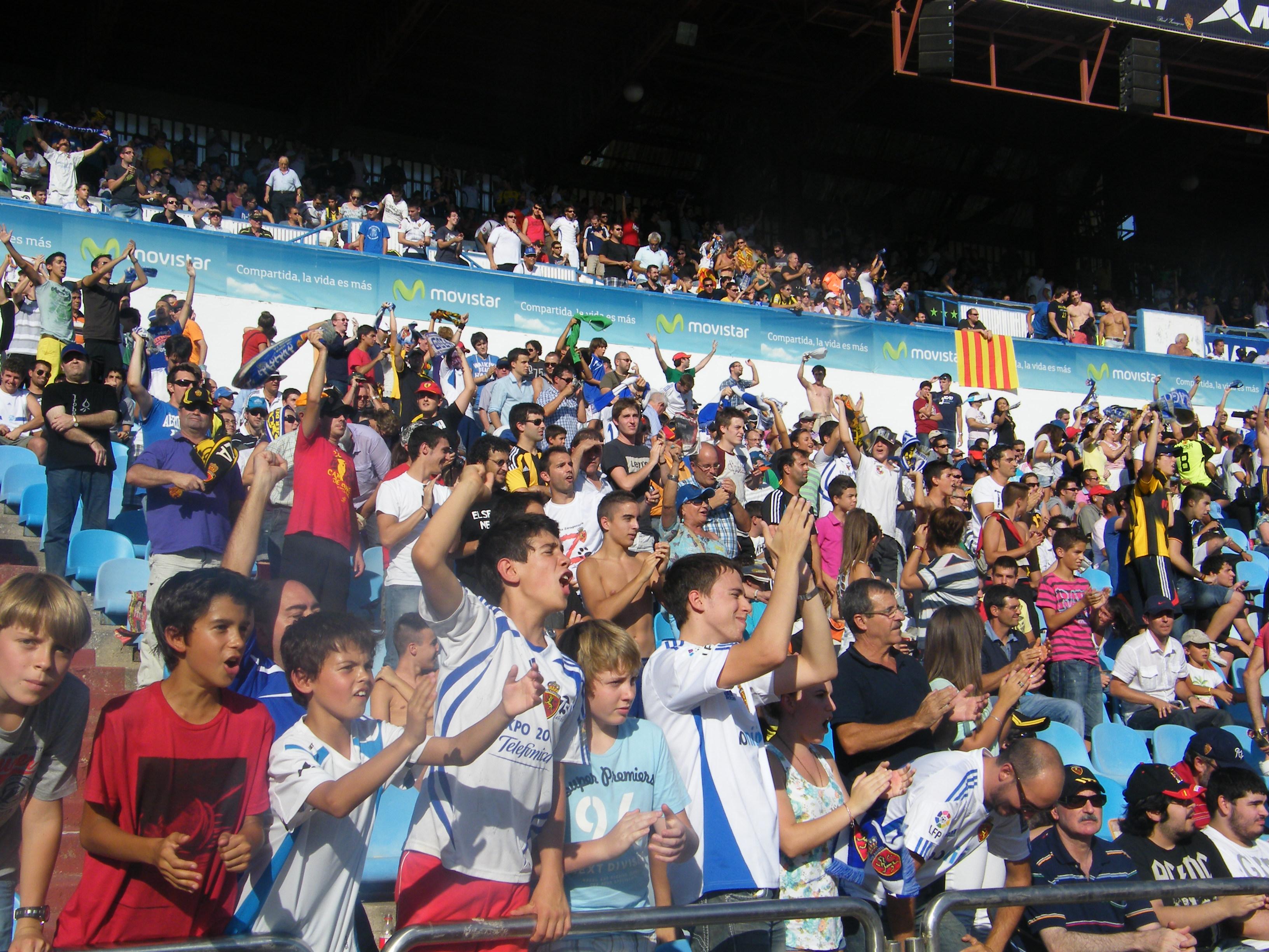 21.500 abonados fieles al Real Zaragoza