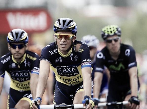 "Alberto Contador: ""Espero que no sea nada grave"""