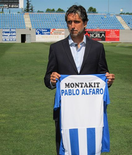 "Pablo Alfaro: ""No podemos perder con dos saques de banda"""