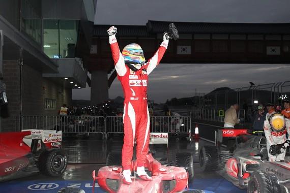 GP Corea 2010: nuevo circuito para un Mundial al rojo vivo