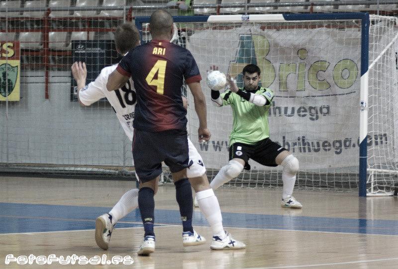Ari podría reaparecer ante ElPozo Murcia