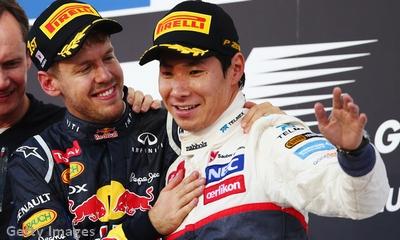 La bonne opération de Vettel