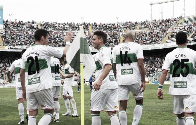 El Elche ya es de primera: así fue la temporada 2012-2013