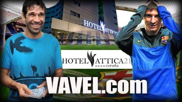Attica21 y VAVEL te regalan una noche de hotel