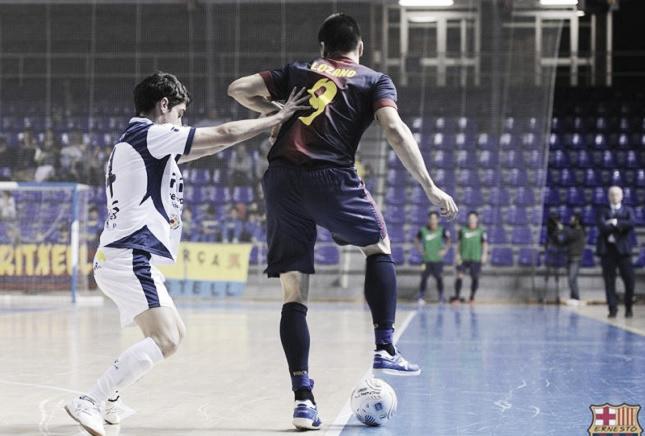 Ríos Renovables - FC Barcelona Alusport: ilusión vs experencia